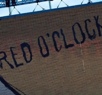 REd o'clock