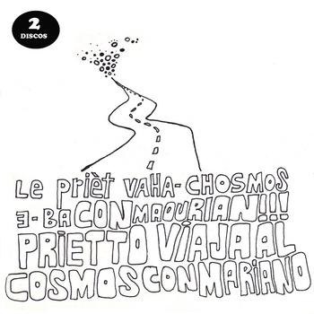 Prietto viaja al cosmos con Mariano