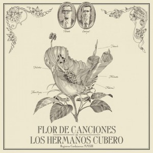 "Portada de ""Flor de Canciones"""